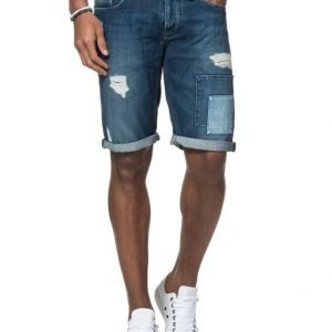 Hilfiger Denim Original Tapered Short Ronnie Wapa 644 Washed Patched