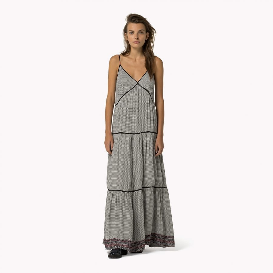 Hilfiger Denim Strappy Maxi Dress Maximekko