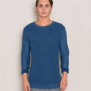 Hilfiger Denim THDM Sweater 412 Mid Indigo