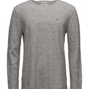 Hilfiger Denim Thdm Basic Cn Sweater L/S 10 pitkähihainen t-paita