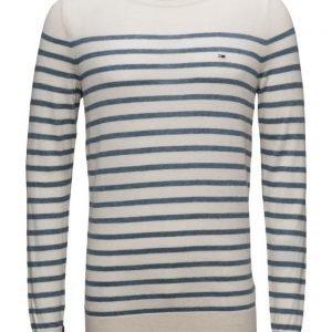 Hilfiger Denim Thdm Basic Cn Sweater L/S 10 pyöreäaukkoinen neule