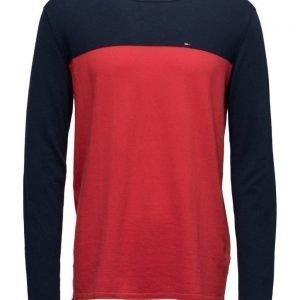 Hilfiger Denim Thdm Basic Cn Sweater L/S 4 pyöreäaukkoinen neule