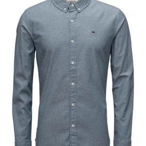 Hilfiger Denim Thdm Basic Reg Chby Shirt L/S 14