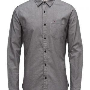 Hilfiger Denim Thdm Basic Soft Solid Shirt L/S 24