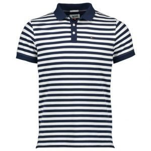 Hilfiger Denim Thdm Basic Stripe Pikeepaita