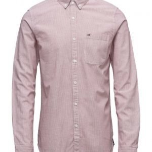 Hilfiger Denim Thdm Basic Vintage Stripe Shirt L/S