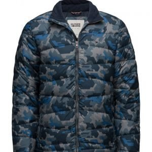 Hilfiger Denim Thdm Camo Light Down Jacket 26 untuvatakki
