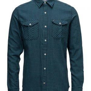 Hilfiger Denim Thdm Check Shirt L/S 8