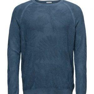 Hilfiger Denim Thdm Cn Pattern Sweater L/S 12 pyöreäaukkoinen neule