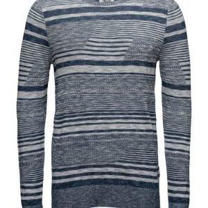 Hilfiger Denim Thdm Cn Sweater L/S 12 pyöreäaukkoinen neule