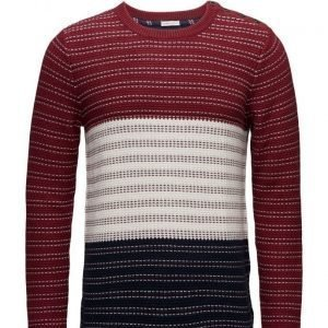 Hilfiger Denim Thdm Cn Sweater L/S 22 pyöreäaukkoinen neule