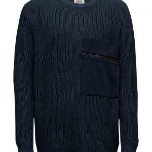 Hilfiger Denim Thdm Cn Sweater L/S 25 pyöreäaukkoinen neule