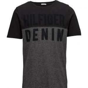Hilfiger Denim Thdm Cn T-Shirt S/S 25b lyhythihainen t-paita