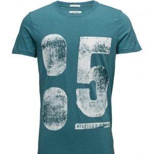 Hilfiger Denim Thdm Cn T-Shirt S/S 4 lyhythihainen t-paita