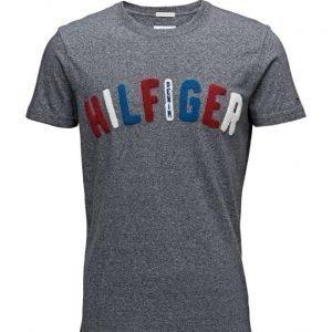 Hilfiger Denim Thdm Cn T-Shirt S/S 7 lyhythihainen t-paita