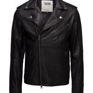 Hilfiger Denim Thdm Leather Biker 52 nahkatakki