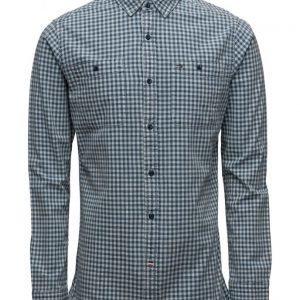 Hilfiger Denim Thdm Mini Check Shirt L/S 34
