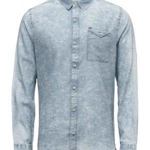 Hilfiger Denim Thdm Original Shirt L/S 6 Bijq