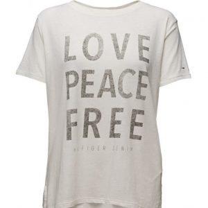 Hilfiger Denim Thdw Basic Cn T-Shirt S/S 15b