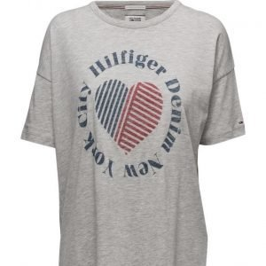 Hilfiger Denim Thdw Basic Cn T-Shirt S/S 17
