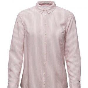 Hilfiger Denim Thdw Basic Stripe Shirt L/S 19 pitkähihainen paita