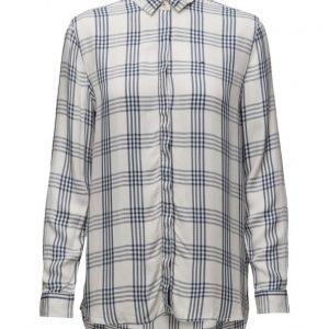 Hilfiger Denim Thdw Check Shirt L/S 10 pitkähihainen paita