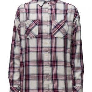 Hilfiger Denim Thdw Check Shirt L/S 12 pitkähihainen paita