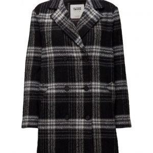 Hilfiger Denim Thdw Down Wool Coat 30 villakangastakki