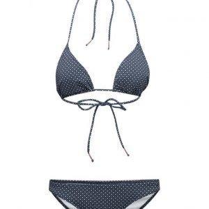 Hilfiger Denim Thdw Print Bikini 10 bikinisetti