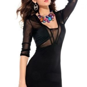 Holly musta mekko