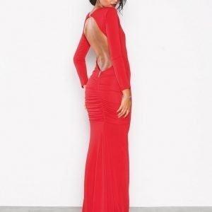 Honor Gold Bella Maxi Dress Maksimekko Red