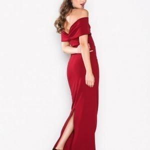 Honor Gold Mila Maxi Dress Maksimekko Berry