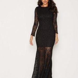 Honor Gold Tiffany Maxi Dress Maksimekko Black