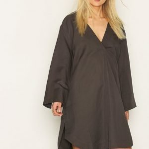 Hope Dose Dress Loose Fit Mekko Dark Grey
