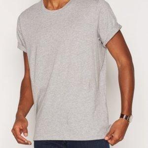 Hope Everyday Tee T-paita Grey Melange