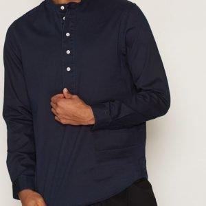 Hope Lee Shirt Kauluspaita Blue