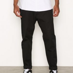 Hope Left Trousers Housut Black