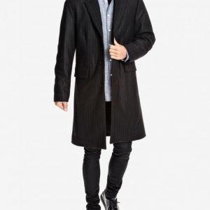 Hope Story Coat Takki Black