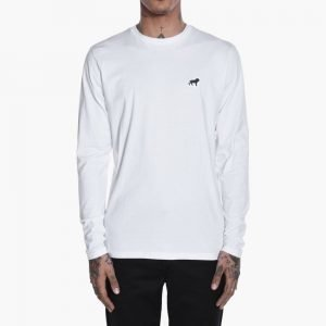Hopps Lion Embroidered Long Sleeve Tee