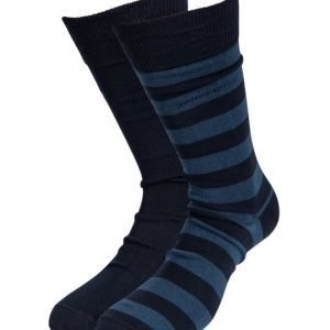 Hugo Boss 2-Pack Stripe Navy
