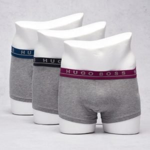 Hugo Boss 3-pack Boxer Fn Solid 990