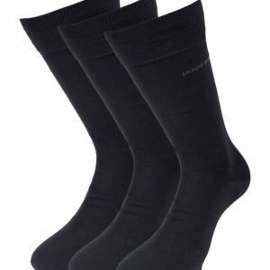 Hugo Boss 3-pack cotton socks 001 Black
