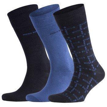 Hugo Boss Designbox Sock 3 pakkaus
