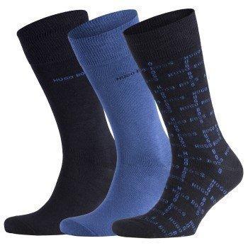 Hugo Boss Designbox Sock 3 pakkaus