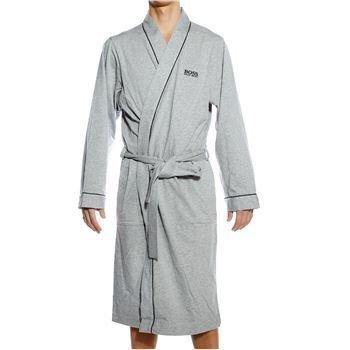 Hugo Boss Kimono Robe Grey