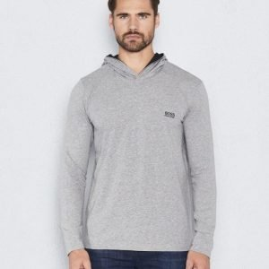 Hugo Boss LS Shirt Hooded 033 Grey