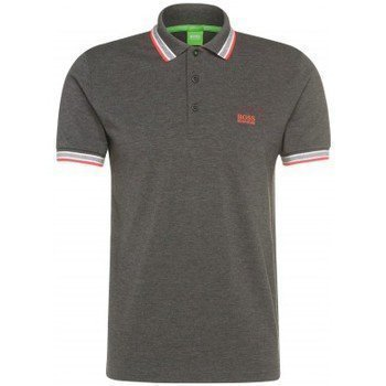 Hugo Boss Polo paddy gris lyhythihainen poolopaita