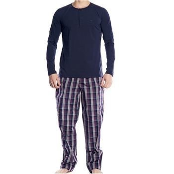 Hugo Boss Pyjama Set Dark Purple