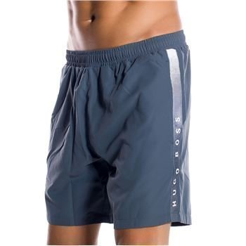Hugo Boss Seabream Swim Shorts Grey
