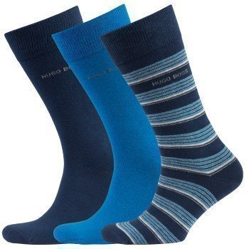 Hugo Boss Socks Designbox 3 pakkaus